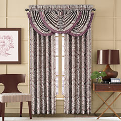 Queen Street Giodana Rod-Pocket Curtain Panel