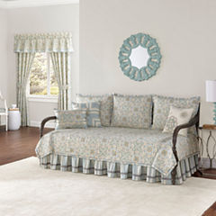 Waverly Astrid Floral Daybed Cover