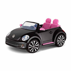 KidTrax VW Beetle 12V Electric Ride-on