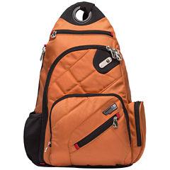 FUL Brick House Laptop Sling Backpack