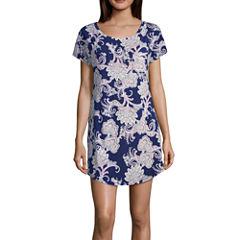 Liz Claiborne Floral Nightshirt