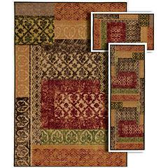 Covington Home Benton Calla 3-pc. Rug Set