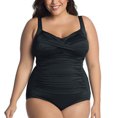 Trimshaper One Piece Swimsuit Plus