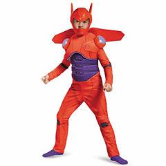 Big Hero 6: Kids Deluxe Baymax Muscle Costume