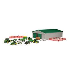 John Deere 75-pc. Farm Toy Playset