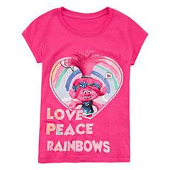 Graphic T-Shirt - Big Kid Girls