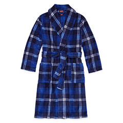 Arizona Long Sleeve Robe-Big Kid Boys