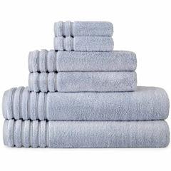 Liz Claiborne Turkish Modal Cotton 6-pc. Bath Towel Set