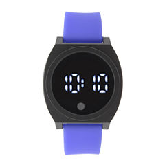 Mens Black Strap Watch-33551