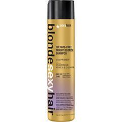 Blonde Sexy Hair® Sulfate-Free Bright Blonde Violet Shampoo - 10.1 oz.
