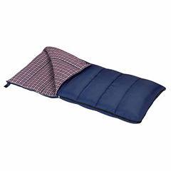 Wenzel Blue Jay Sleeping Bag with Stuff Sack 74923714