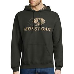 Mossy Oak Long Sleeve Fleece Hoodie