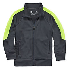 Xersion Boys Lightweight Track Jacket-Preschool