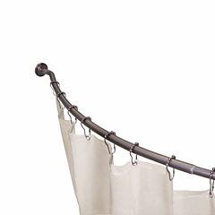 Elegant 3 in 1 Adjustable Shower Rod Value Pack