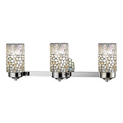 Dale Tiffany™ Alps 3-Light Mosaic Vanity Lights