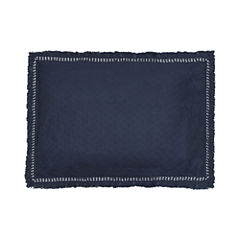 Lamont Home® Woven Jacquard Pillow Sham