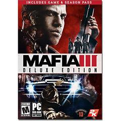 Take 2 Interactive Mafia III Deluxe Edition