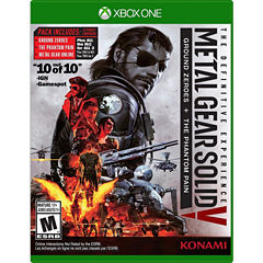 Konami Metal Gear Solid V: The Definitive Experience