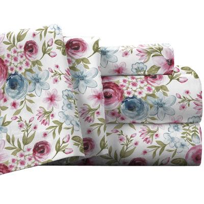 pointehaven luxury weight flannel sheet set - Flannel Sheets Queen