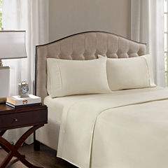 Madison Park 1500tc Luxury Soft Cotton Easy Care Sheet Set