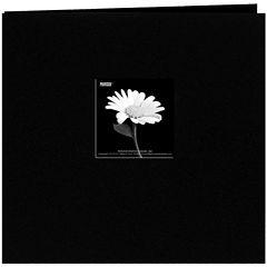 """Book Cloth Cover 12 x 12"""" Postbound Album"""