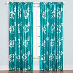 Saturday Knight Zazzle Rod-Pocket Curtain Panel