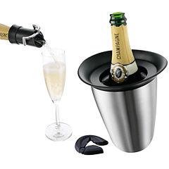 Vacu Vin™ Champagne Gift Set