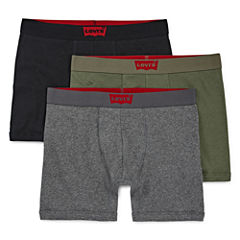 Levi's® 3-pk. Cotton Boxer Briefs