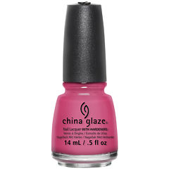 China Glaze® Shocking Pink Nail Polish - .5 oz.