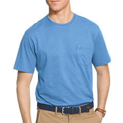 IZOD Short Sleeve Crew Neck T-Shirt