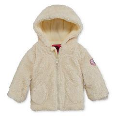 Weatherproof Midweight Fleece Jacket-Baby Girls