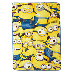 Despicable Me Minions Blanket