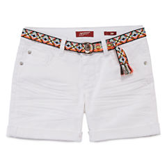 Arizona Midi Shorts-Big Kid Girls