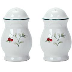 Pfaltzgraff® Winterberry Salt And Pepper Set