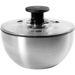 OXO® Stainless Steel Salad Spinner