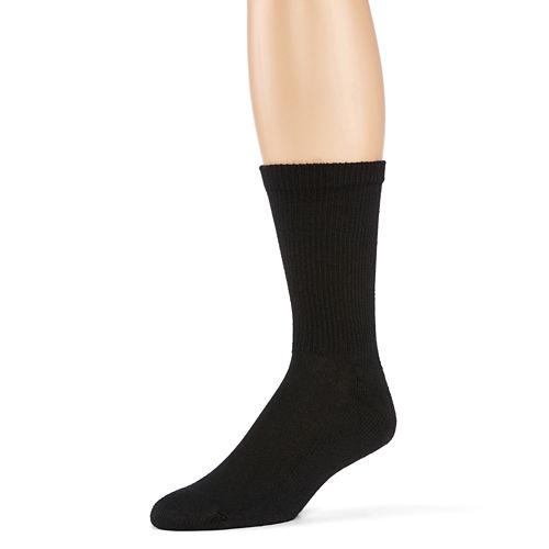Hanes® 10-pk. Mens Crew Socks   Bonus Pair