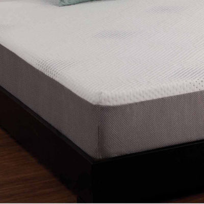 sealy 10u201d memory foam u2013 mattress only
