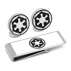 Star Wars® Imperial Empire Cuff Links & Money Clip Gift Set
