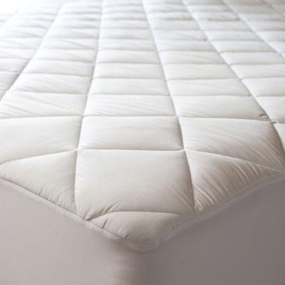 sealy 300tc egyptian cotton waterproof mattress pad - Xl Twin Mattress