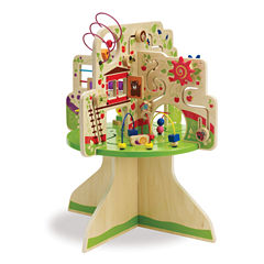 Tree Top Adventure Activity Toy Center