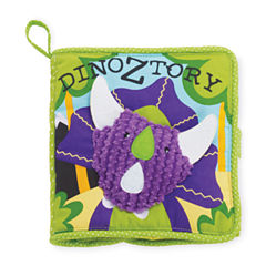 A Dinoztory Soft Activity Book Center