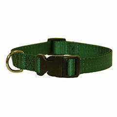 Majestic Pet Adjustable Nylon Dog Collar - 8