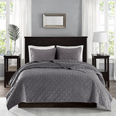 Madison Park Emery 3-pc. Coverlet Set