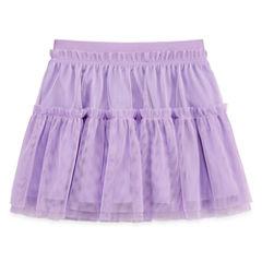 Okie Dokie® Ruffle Tutu Skort - Baby Girls newborn-24m