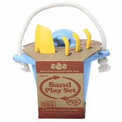 Green Toys Sand Play Set Blue