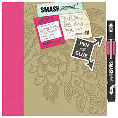 Pretty Pink SMASH Folio-Pretty Pink