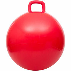 22In Hopper Red Playground Balls