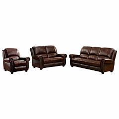 Myron Transitional 3 Pc Seating Set