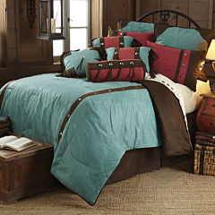 HiEnd Accents Cheyenne Comforter Set & Accessories
