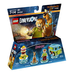 Lego Dims Scooby Doo Team Pack Gaming Accessory